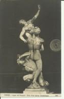 Firenze - Florence - Loggia Dell'Orgagna - Ratto Delle Sabine - Giambologna - Esculturas