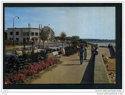 44  ST BREVIN .... La Plage Et Le Boulevard Padoileau 1978 ...café Le RIO - France
