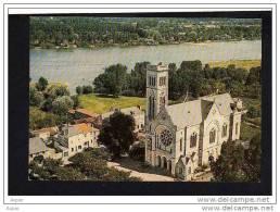 49  NOTRE DAME DU MARILLAIS   La Chapelle Et La Loire Le Plus Ancien Pelerinage Marial De L'Ouest - Chalonnes Sur Loire