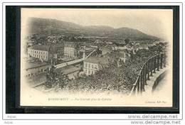 88 REMIREMONT   Vue Generale Prise Du Calvaire - Remiremont
