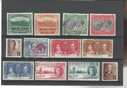 53611 ) Dominica Collection - Dominica (...-1978)