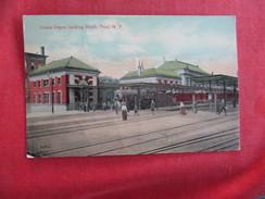 Union Depot Troy  Crease- New York     Ref 2762 - NY - New York