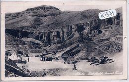 THEBES- LES FOUILLES ARCHEOLOGIQUES - Egypt