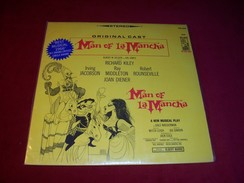 RICHARD KILEY   ° MAN OF LA MANCHA    ORIGINAL USA KRS 5505 - Musicals
