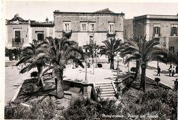 P-MANFREDONIA-PIAZZA DEL POPOLO - Manfredonia
