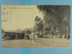 Namur-Citadelle Rentrée En Ville Par Le Kursaal (tram) - Namur