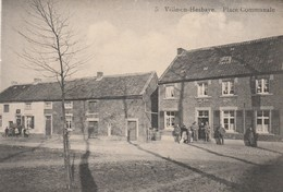 Ville En Hesbaye , Place Communale  (Hannut , Huy , Eghezée) (Edit Laflotte N° 5) - Braives