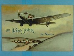 Un Bonjour De Namur (avion) - Namur