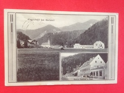 Wegscheid Bei Mariazell 1588 - Wildalpen