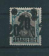 Saar MiNr. 50 DD *  Geprüft Burger BPP (sab20) - 1920-35 Saargebied -onder Volkenbond