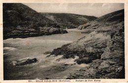 BELLE ILE EN MER -56- ROCHERS DE PORT MARIA - Belle Ile En Mer