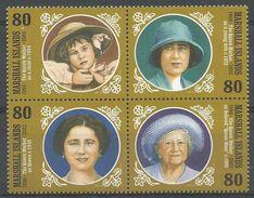 Marshall 2002 1611-14 ** Reine Mère Elizabeth - Marshall