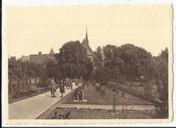 """Vorselaar - Normaalschool - """"Ter Engelen"""" - Zicht In De Tuin - Vorselaar"""