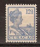 Nederlandse Antillen Curacao 58 MLH ; Queen Koningin Reine Reina Wilhelmina 1915 LOOK NOW FOR VERY FINE MLH COLLECTION - Curacao, Netherlands Antilles, Aruba
