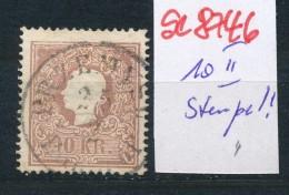 Österreich Nr. 11 .......o  (se8746  ) Siehe Bild - Oblitérés