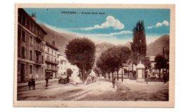 Moutiers - Avenue De La Gare-voir état - Moutiers