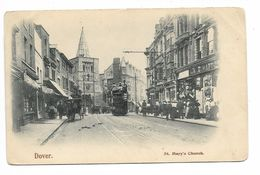 DOVER - ST. MARY'S CHURCH - Dover