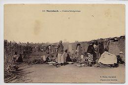 MARRAKECH - CUISINE SENEGALAISE - Senegal