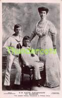 CPA QUEEN ALEXANDRINA OF DENMARK DANMARK - Familles Royales