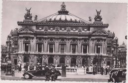 75, PARIS ,CARTE PHOTO AERIENNE GUY ET ANDRE LECONTE,OPERA - France