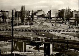ALLEMAGNE - BERLIN - Potsdam Square 1961 - Mur De Berlin - Allemagne