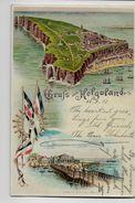 GRUSS AUS HELGOLAND - Helgoland