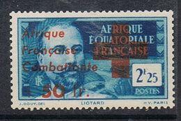 A.E.F. N°165 N**  FRANCE LIBRE - Neufs