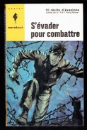 """"""" S'évader Pour Combattre """", Par La R.A.F. Flying Review - E.O. MJ N° 265 - Guerre. - Marabout Junior"""