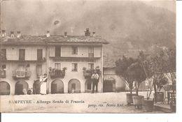 SAMPEYRE  Albergo Scudo Di Francia - Altre Città