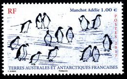 """TAAF 2017 - """"Manchot Adélie"""" Penguins** - Fauna Antartica"""