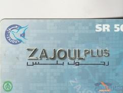 ZAJOUL Plus Sr 50 - Arabie Saoudite