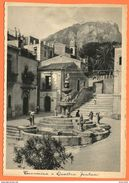 TAORMINA ( Messina ) QUATTRO FONTANE - Other Cities