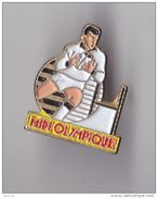 PIN'S THEME RUGBY MIDI OLYMPIQUE - Rugby