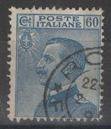 Italie - YT 144 Oblitéré - 1900-44 Victor Emmanuel III