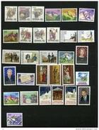 C 045  -  Liechtenstein :  Collection  Yv  912....1000  ** Forte Sous Faciale - Liechtenstein