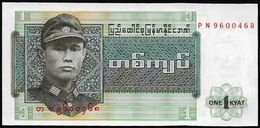 Myanmar: 1 Kyat - Myanmar