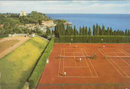 Monaco - Monte-Carlo - Country Club - Tennis - Monte-Carlo