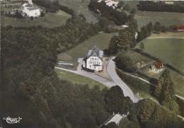 Luxembourg - Larochette - Vue Aérienne Hôtel De La Vallée - 1966 - Editeur Cim N° 66-2 A - Larochette