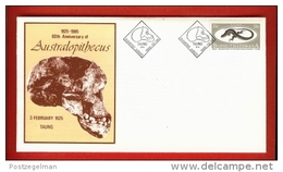 BOPHUTHATSWANA 1985 Cover Australopithecus - Bophuthatswana