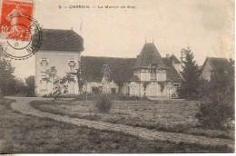 58 CHARRIN  Le Manoir De Bizy - Otros Municipios