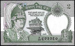 Nepal: 2 Rupees - Nepal