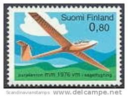 Finland 1976 WK Zweefvliegen PF-MNH-NEUF - Nuovi
