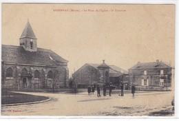 Meuse - Andernay (- La Place De L'Eglise - La Fontaine - Otros Municipios