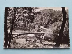 Le Pont De RENSIWEZ ( Lander ) Anno 1964 ( Zie Foto Details ) !! - Houffalize