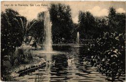 CPA Lago De La Alameda, San Luis Potosi MEXICO (598727) - México