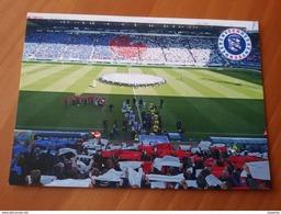 Heerenveen Abe Lenstra  Stadium Cartolina Stadio Postcard Stadion AK Carte Postale Stade Estadio - Calcio