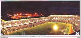 Edinburgh Murrayfield Stadium Cartolina Stadio Postcard Stadion AK Carte Postale Stade Rugby Estadio Six Nations - Calcio