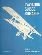 Aviateur Suisse - Nouveauté - Livres, BD, Revues