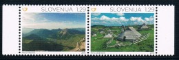 YU1448 Slovenia 2015 Natural Scenery 2  1103 - Slovenia