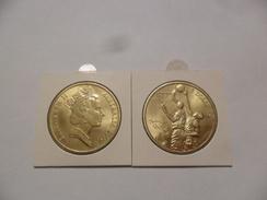 AUSTRALIA MONEDA 5 DOLLARS AÑO 2000 PROOF - Moneda Decimale (1966-...)